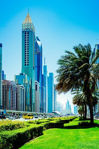 Avenue「Modern Dubai, United Arab Emirates」:スマホ壁紙(16)