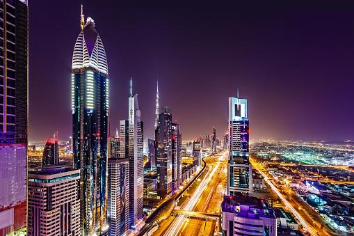 Luxury Hotel「Modern Dubai, United Arab Emirates」:スマホ壁紙(4)