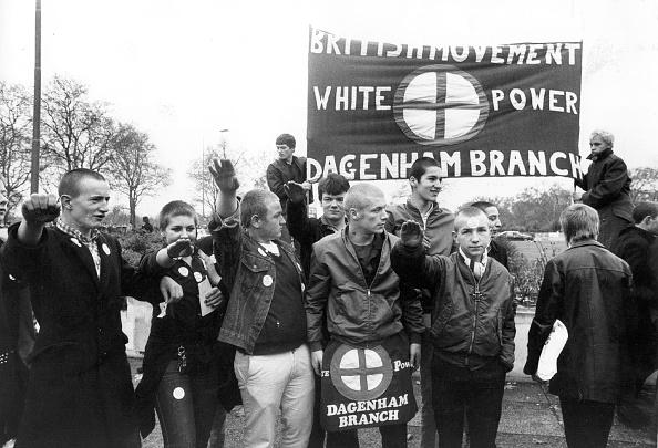 1980-1989「White Power Salute」:写真・画像(10)[壁紙.com]