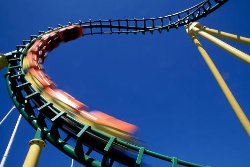 Dizzy「Roller coaster」:スマホ壁紙(4)