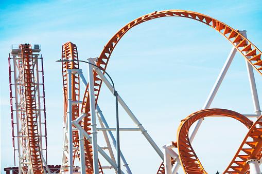 Coney Island - Brooklyn「roller coaster, Coney Island」:スマホ壁紙(11)