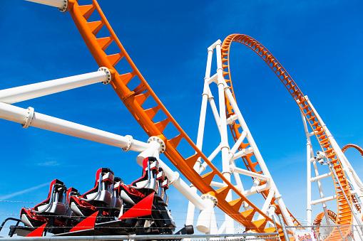 Coney Island - Brooklyn「roller coaster, Coney Island」:スマホ壁紙(18)