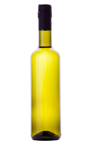 Wine Bottle「Organic Olive Oil or White Wine Bottle With Clipping Path」:スマホ壁紙(18)