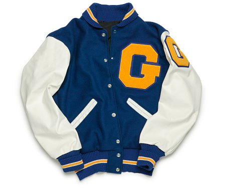 High School Student「Letterman's Jacket」:スマホ壁紙(15)