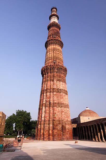 Qutb Minar in New Delhi, India:スマホ壁紙(壁紙.com)