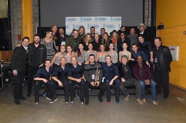 アリッサ シズニー「Scott Hamilton Hosts The Second Annual 'An Evening Of Scott Hamilton & Friends' To Benefit The Scott Hamilton CARES Foundation」:写真・画像(1)[壁紙.com]
