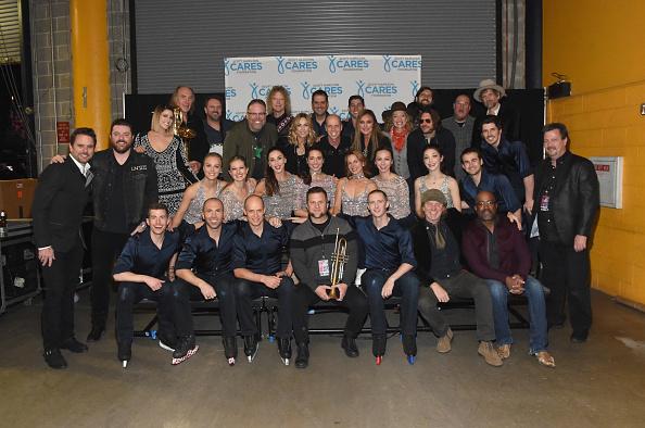 アリッサ シズニー「Scott Hamilton Hosts The Second Annual 'An Evening Of Scott Hamilton & Friends' To Benefit The Scott Hamilton CARES Foundation」:写真・画像(5)[壁紙.com]
