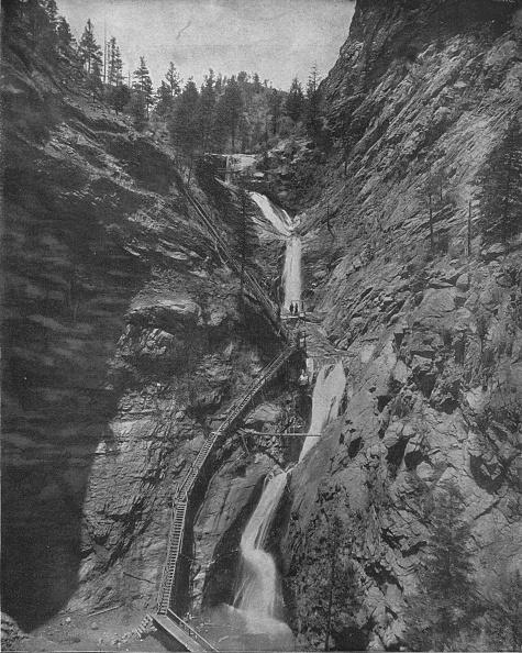 1900「Seven Falls」:写真・画像(12)[壁紙.com]