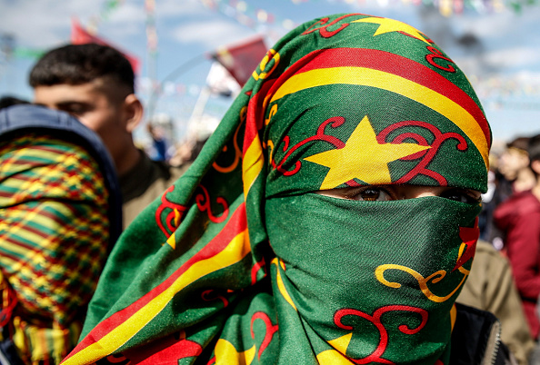 Celebration Event「Turkish Kurds Celebrate Newroz Amid Increased Security After Recent Blasts」:写真・画像(8)[壁紙.com]