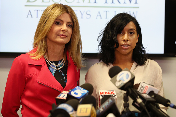 トップランキング「Lisa Bloom And Montia Sabbag Hold Press Conference Over Kevin Hart Scandal」:写真・画像(2)[壁紙.com]