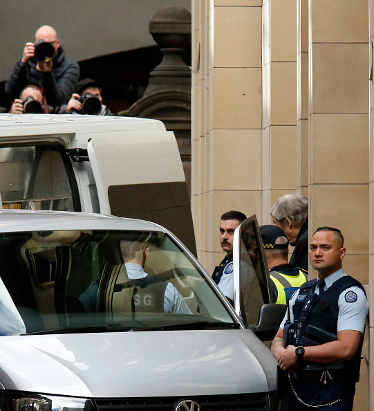Darrian Traynor「Victorian Supreme Court Dismisses Cardinal George Pell Child Sexual Abuse Appeal」:写真・画像(12)[壁紙.com]