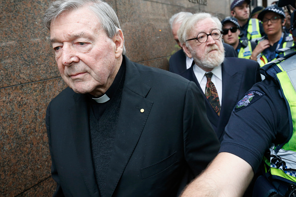 Horizontal「Cardinal George Pell Attends Court To Face Historical Child Abuse Charges」:写真・画像(4)[壁紙.com]