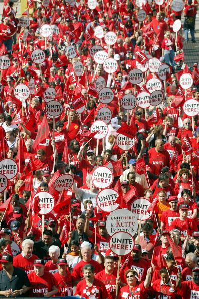 Unity「Unions March Through Chicago」:写真・画像(12)[壁紙.com]