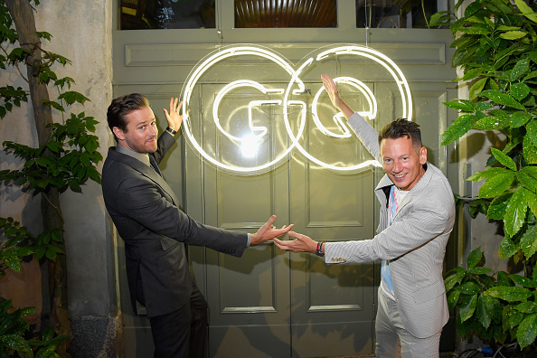 アーミー ハマー「GQ Celebrates Milan Men's Fashion Week with Armie Hammer and Virgil Abloh」:写真・画像(15)[壁紙.com]
