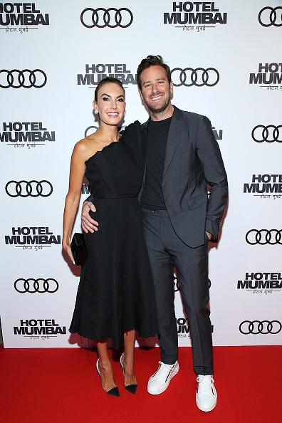 Armie Hammer「Audi Canada Hosts The Post-Screening Reception For 'Hotel Mumbai' During The Toronto International Film Festival」:写真・画像(11)[壁紙.com]