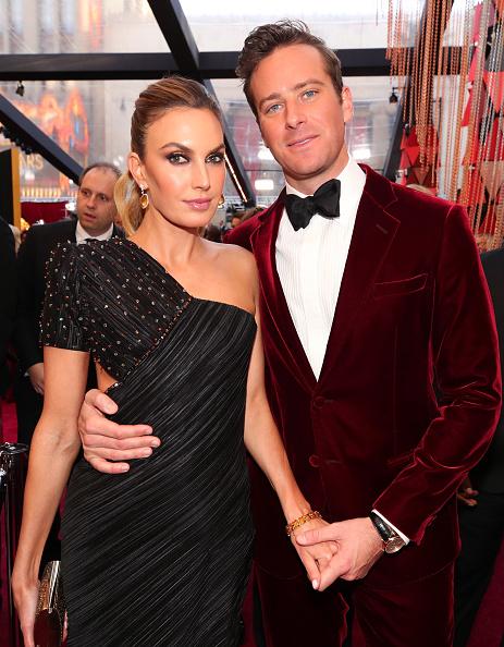 Armie Hammer「90th Annual Academy Awards - Red Carpet」:写真・画像(11)[壁紙.com]