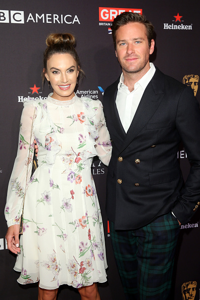 Armie Hammer「The BAFTA Los Angeles Tea Party - Arrivals」:写真・画像(5)[壁紙.com]
