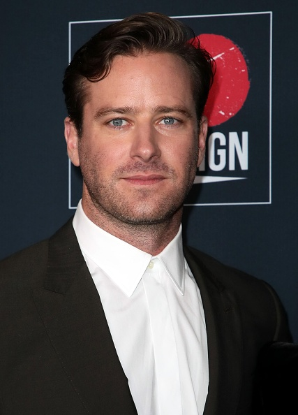 Armie Hammer「Go Campaign's 13th Annual Go Gala - Arrivals」:写真・画像(5)[壁紙.com]