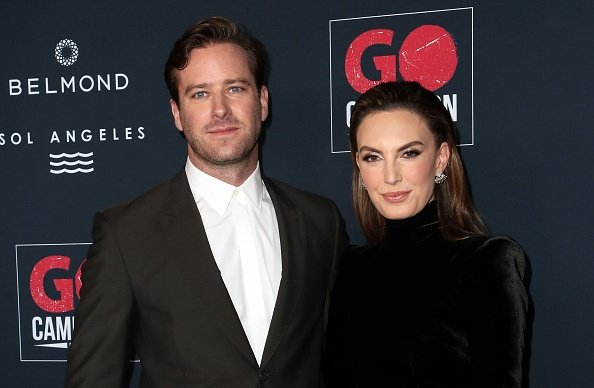 Armie Hammer「Go Campaign's 13th Annual Go Gala - Arrivals」:写真・画像(8)[壁紙.com]