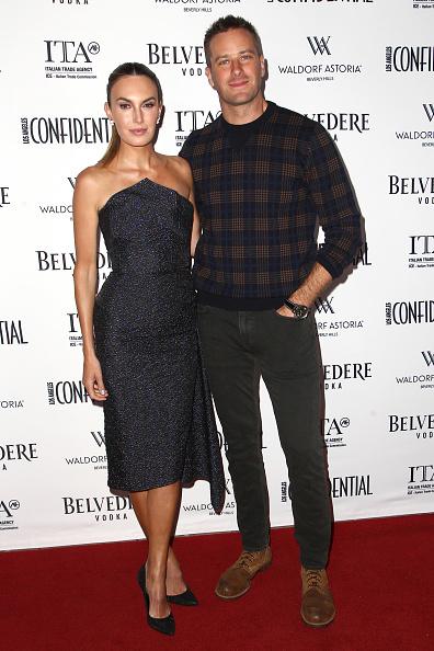 Armie Hammer「Los Angeles Confidential Awards Celebration」:写真・画像(4)[壁紙.com]