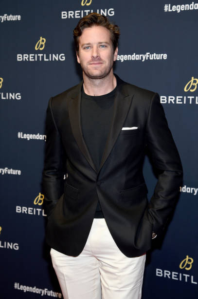 アーミー ハマー「Breitling '#LEGENDARYFUTURE' Roadshow 2018 New York」:写真・画像(7)[壁紙.com]