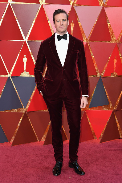 Armie Hammer「90th Annual Academy Awards - Arrivals」:写真・画像(1)[壁紙.com]