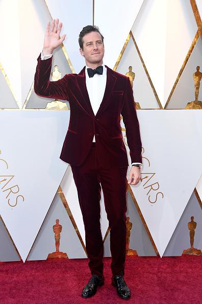 Armie Hammer「90th Annual Academy Awards - Arrivals」:写真・画像(11)[壁紙.com]