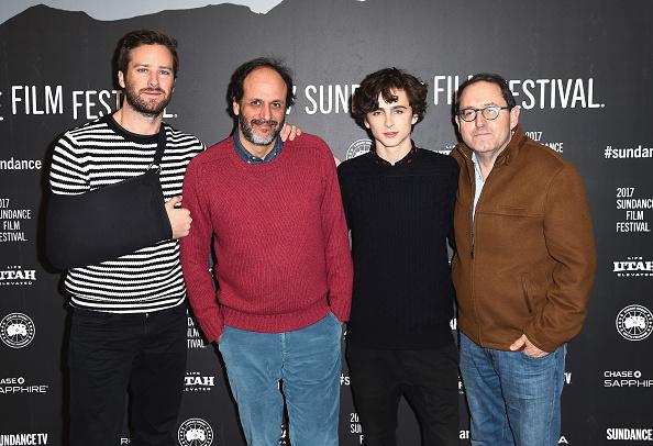 アーミー ハマー「'Call Me By Your Name' Premiere - 2017 Sundance Film Festival」:写真・画像(6)[壁紙.com]