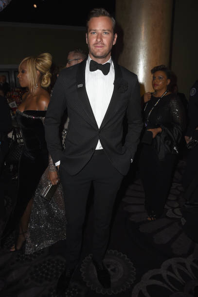 Armie Hammer「75th Annual Golden Globe Awards - Cocktail Reception」:写真・画像(10)[壁紙.com]