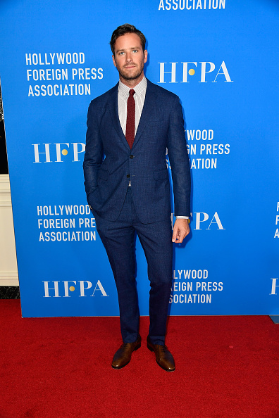 アーミー ハマー「Hollywood Foreign Press Association's Grants Banquet - Arrivals」:写真・画像(11)[壁紙.com]