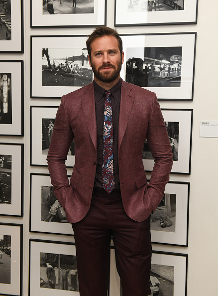 "Armie Hammer「""Hotel Mumbai"" New York Screening - After Party」:写真・画像(13)[壁紙.com]"