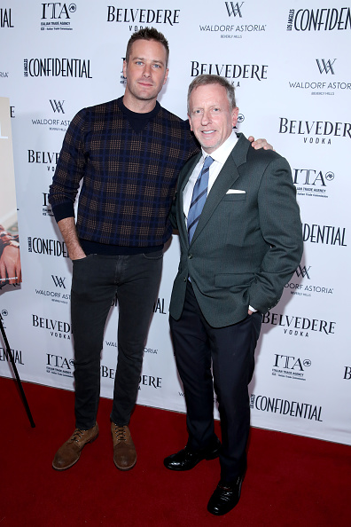 Armie Hammer「Los Angeles Confidential And Armie Hammer Celebrate The Annual Awards Issue With Belvedere Vodka」:写真・画像(18)[壁紙.com]