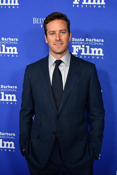 Armie Hammer「Santa Barbara International Film Festival Honors Judi Dench With Annual Kirk Douglas Award For Excellence In Film - Arrivals」:写真・画像(18)[壁紙.com]