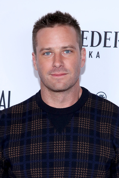 Armie Hammer「Los Angeles Confidential And Armie Hammer Celebrate The Annual Awards Issue With Belvedere Vodka」:写真・画像(11)[壁紙.com]