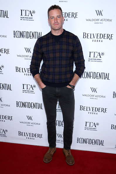 Armie Hammer「Los Angeles Confidential And Armie Hammer Celebrate The Annual Awards Issue With Belvedere Vodka」:写真・画像(13)[壁紙.com]