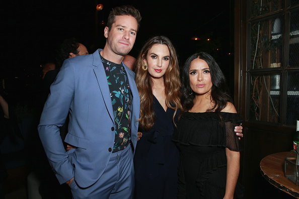 Rich Fury「Hollywood Foreign Press Association And InStyle Celebrate The 75th Anniversary Of The Golden Globe Awards - Inside」:写真・画像(13)[壁紙.com]
