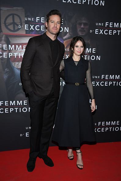 "Black Jumpsuit「""Une Femme D'Exception - On the Basis Of Sex"" Paris Premiere At Cinema Gaumont Capucines Opera」:写真・画像(7)[壁紙.com]"
