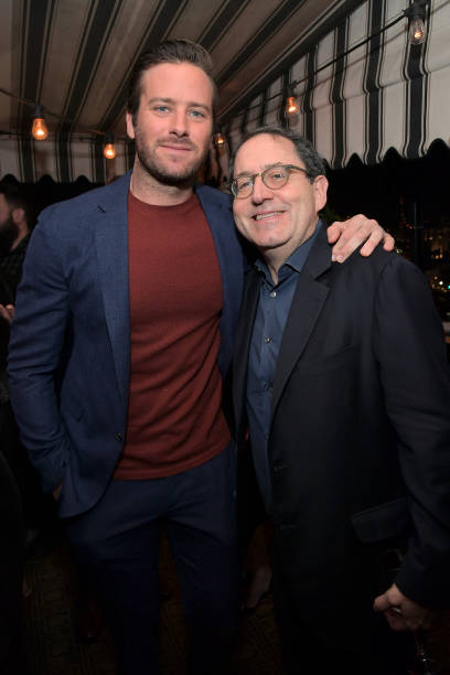 Armie Hammer「Vanity Fair, Barneys New York and Sony Pictures Classics Celebrate 'Call Me By Your Name'」:写真・画像(4)[壁紙.com]
