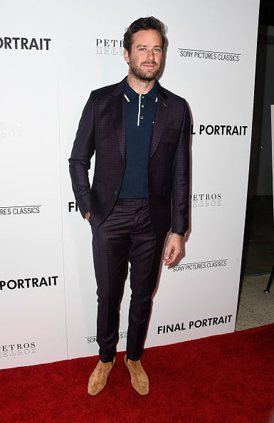 Frazer Harrison「Premiere Of Sony Pictures Classics' 'Final Portrait' - Arrivals」:写真・画像(3)[壁紙.com]