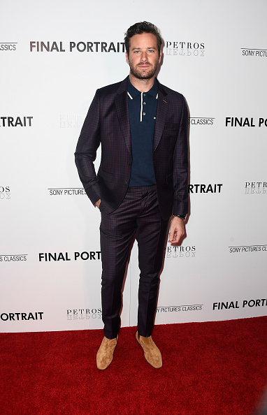 Frazer Harrison「Premiere Of Sony Pictures Classics' 'Final Portrait' - Arrivals」:写真・画像(2)[壁紙.com]