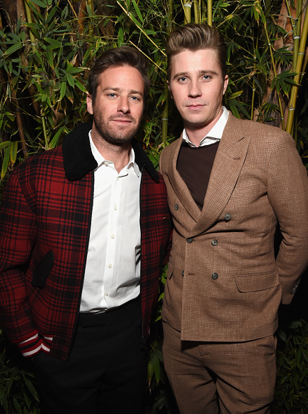 Armie Hammer「2017 GQ Men of the Year Party - Inside」:写真・画像(9)[壁紙.com]