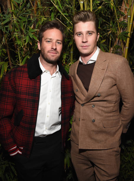 Armie Hammer「2017 GQ Men of the Year Party - Inside」:写真・画像(10)[壁紙.com]