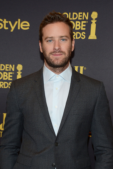 Armie Hammer「Hollywood Foreign Press Association And InStyle Celebrate The 2017 Golden Globe Award Season」:写真・画像(0)[壁紙.com]