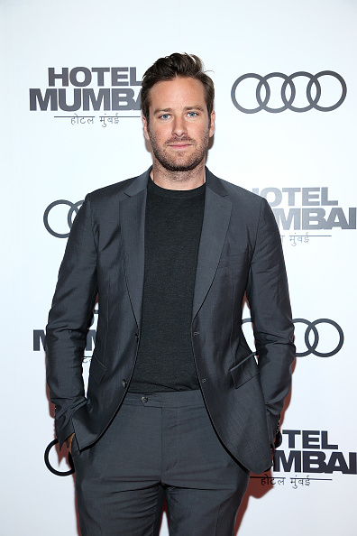 "Armie Hammer「Audi Canada Hosts The Post-Screening Reception For ""Hotel Mumbai"" During The Toronto International Film Festival」:写真・画像(10)[壁紙.com]"