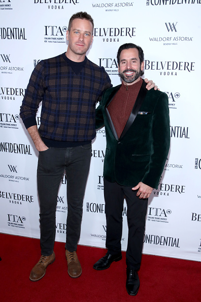 Armie Hammer「Los Angeles Confidential And Armie Hammer Celebrate The Annual Awards Issue With Belvedere Vodka」:写真・画像(17)[壁紙.com]
