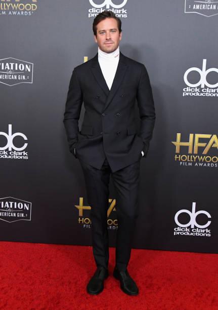 22nd Annual Hollywood Film Awards - Arrivals:ニュース(壁紙.com)