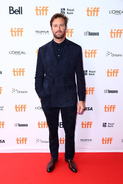 "Armie Hammer「2017 Toronto International Film Festival - ""Call Me By Your Name"" Premiere」:写真・画像(19)[壁紙.com]"