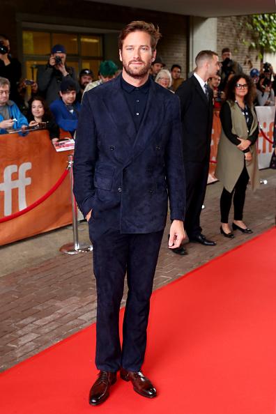 アーミー ハマー「2017 Toronto International Film Festival - 'Call Me By Your Name' Premiere」:写真・画像(10)[壁紙.com]