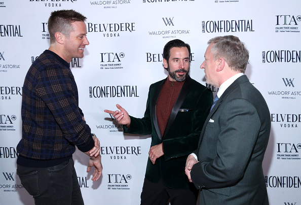 Armie Hammer「Los Angeles Confidential And Armie Hammer Celebrate The Annual Awards Issue With Belvedere Vodka」:写真・画像(19)[壁紙.com]