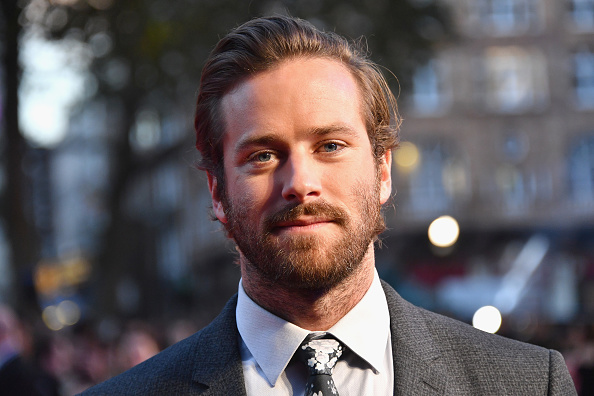 Armie Hammer「'Free Fire' - Closing Night Gala - 60th BFI London Film Festival」:写真・画像(13)[壁紙.com]